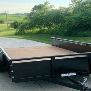 Great Condition! Pj Trailer It's Runs First.$1000 for Sale in Fort Worth, TX