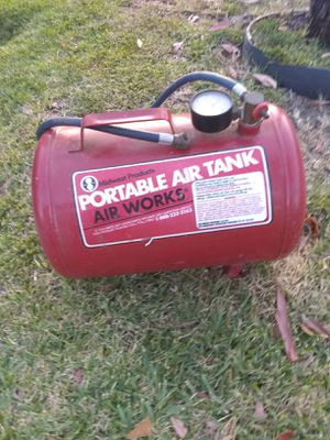 Midwest products portable air tank for Sale in Anaheim, CA