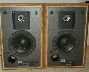 JBL 2500 Bookshelf Speakers Blonde Wood for Sale in Las Vegas, NV