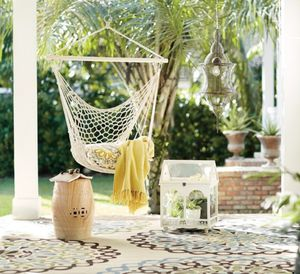 Sunnydaze Rope Hammock Chair for Sale in Riverside, CA