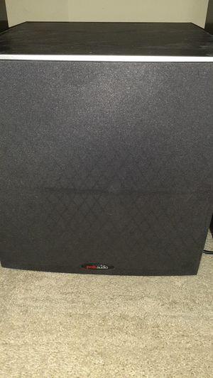 100 watt subwoofer Polk Audio for Sale in Mesa, AZ