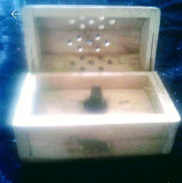 Cone incense small holder