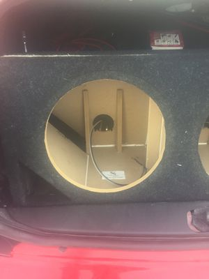 12 ported box for Sale in Las Vegas, NV