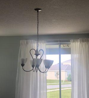 7 light fixtures for Sale in Groveland, FL