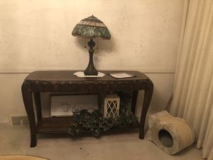 Sofa table for Sale in Pittsburgh, PA