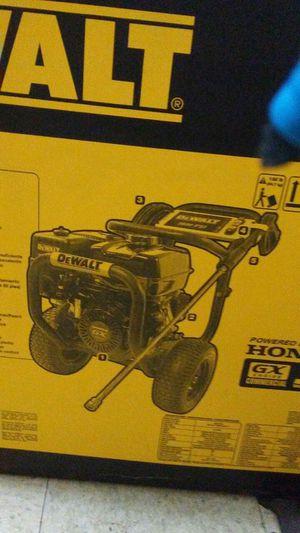 New Unopened Dewalt DXPW3835 Pressure Washer for Sale in Seattle, WA