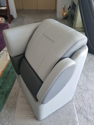 Pontoon backrest with changing room for Sale in N REDNGTN BCH, FL