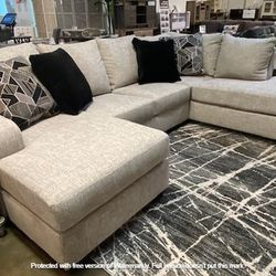 NEW, MEDIUM SIZE LAF SOFA CHAISE AND RAF CORNER CHAISE. for Sale in Chino,  CA