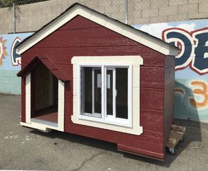 Dog house 6x4x5 ft hight with delivery for Sale in Arroyo Grande, CA