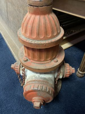 Antique Water Hydrant for Sale in Odessa, TX