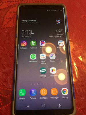 Samsung Galaxy Note 8 unlocked $350 for Sale in Manassas, VA