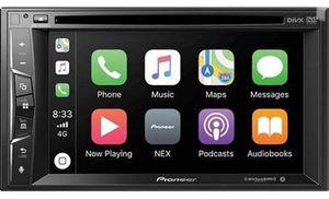With installation. New pioneer avh-1550nex apple CarPlay for Sale in Hayward, CA