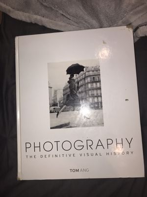 Photography Book. for Sale in Los Angeles, CA