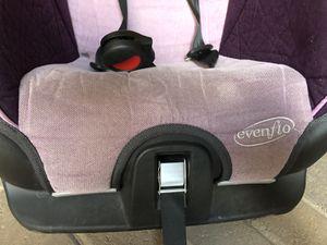 Evenflo Purple car seat for Sale in Gilbert, AZ
