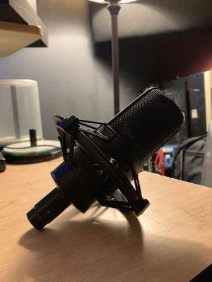 Audio technica 4033a condenser mic for Sale in Alhambra, CA