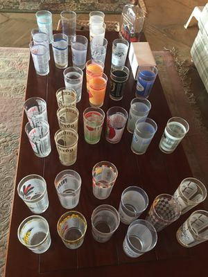 Horse Racing Collectible Glasses for Sale in Kearneysville, WV