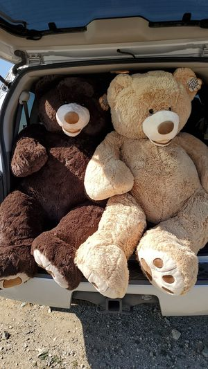 53 inch valentines teddy bears for Sale in Rancho Cucamonga, CA