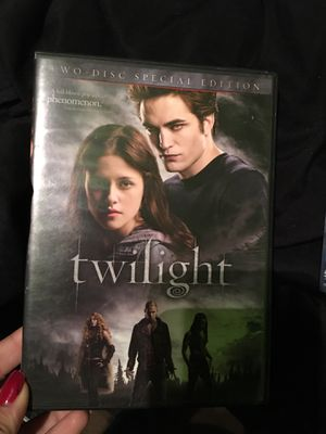 Twilight, new moon, eclipse movies for Sale in Sanger, CA