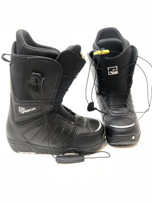 Burton Snowboard Moto Boots Mens 8 for Sale in Potomac Falls, VA