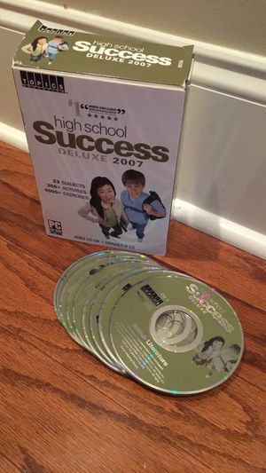 High School Success CDs for Sale in Columbus, MS