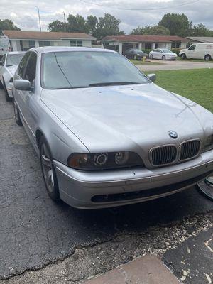2003 BMW 530i for Sale in Hollywood, FL