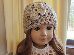 Crotched hat for American Girl doll for Sale in North Royalton, OH
