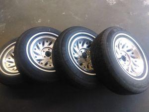 235/75/15 Whitewall Nexen Tires for Sale in Fayetteville, GA