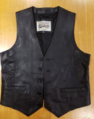 Open Road by Wilsons leather vest for Sale in Fond du Lac, WI