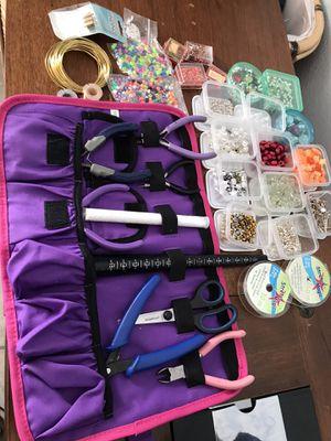 Jewelry making supplies for Sale in Deltona, FL