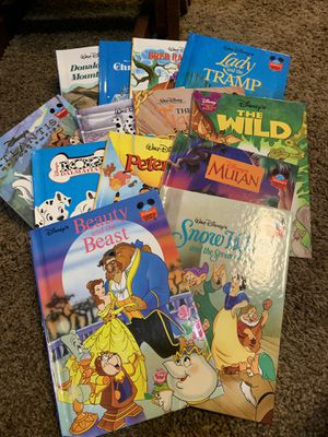 Disney's Wonderful World of Reading Collection- 61 books included for Sale in Carol Stream, IL