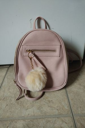 Small Pink Leather Backpack for Sale in Los Angeles, CA
