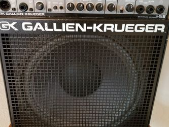 Gallien-KruegerMB150S-112 150W MicroBass Combo Amp - TRADES? for Sale in Woodburn,  OR