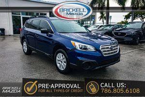 2017 Subaru Outback for Sale in Miami, FL