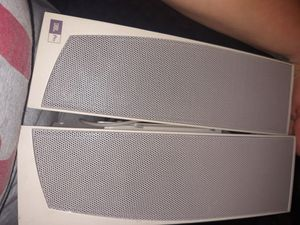Set of 2 JBL surround computer compatible speakers for Sale in Dewey, OK