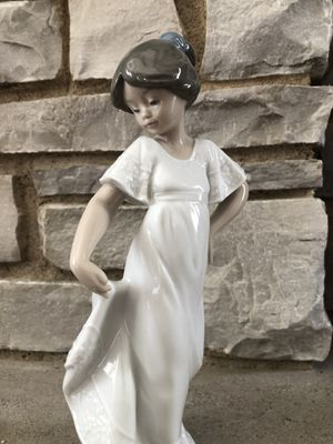 Nao Glass Collectible Doll for Sale in Willowbrook, IL