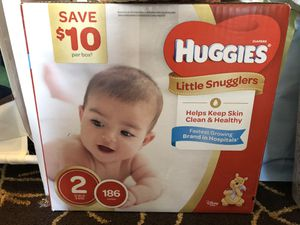 Huggins diapers for Sale in Fort Worth, TX