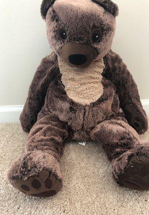 Stuffed teddy bear for Sale in Romeoville, IL