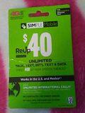 Phone card for Sale in Hoquiam, WA