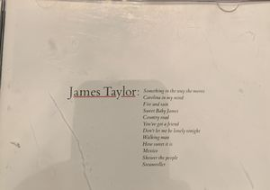 CD-JAMES TAYLOR- GREATEST HITS- 12 songs for Sale in Palm Bay, FL