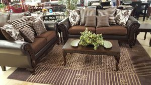 New Formal Sofa and loveseat set for Sale in US
