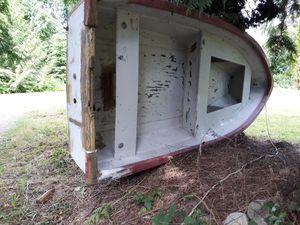 Small 11 feet fiberglass boat for Sale in Snohomish, WA