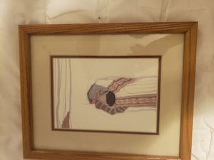 Pena framed southwest print for Sale in Big Lake, MN