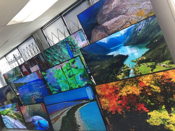 55 INCH 4K ULTRA HD QUANTUM LED SMART ANDROID TV SONY X800H qled