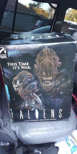 Aliens warrior statue for Sale in San Jose, CA