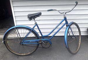 Old school vintage Antique Schwinn bicycle bike cruiser for Sale in Peabody, MA