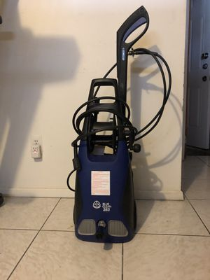 AR Blue Clean 1900 PSI 1.5 GPM Electric Pressure Washer with Spray Kit | AR383 for Sale in Staten Island, NY