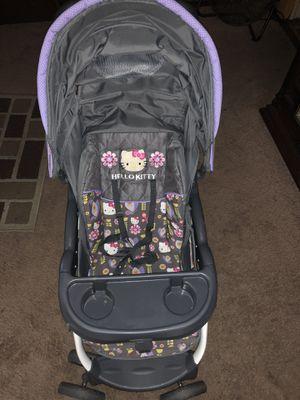 Hello Kitty Baby Stroller for Sale in Henrico, VA