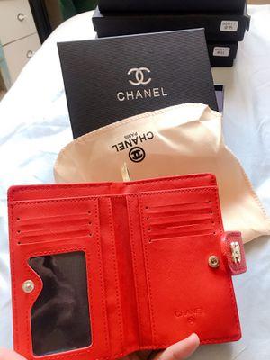 Chanel Red Wallet for Sale in Glendale, AZ