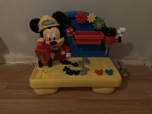 Mickey Mouse Tool Bench for Sale in Moore, OK