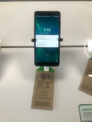Nokia 3.1 plus for Sale in Clarksville, TN